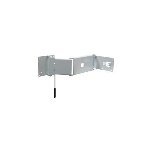Caratec Flex CFW300 TV-Wandhalter mit 3 Drehpunkten, verriegelbar