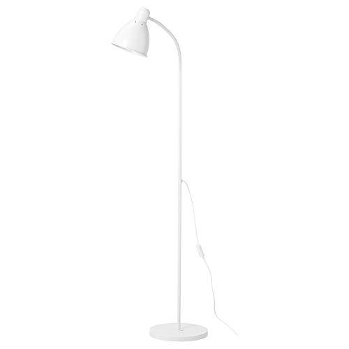 LERSTA Stehlampe / Leselampe, Weiß
