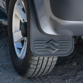 Suzuki Schmutzfänger Set flexibel Jimny hinten (990E0-76J30-000)