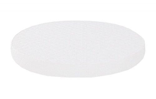 Dibapur® Excellent/ProVital/XL - Colchón de espuma fría, ortopédico, redondo, altura a elegir de 14 cm / 18 cm / 18,5 cm, con funda estándar de aprox. 14,2 cm / 19 cm / 18,7 cm (fabricado en Alemania)