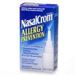 NasalCrom Allergy Prevention Nasal Spray, 0.88-Ounce Spray Bottles (Pack of 2)