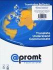 PROMT (@PROMT) Professional. Volltextübersetzung Russisch / Deutsch. CD-ROM ab Windows 98. Übersetzen, Verstehen, Kommunizieren.
