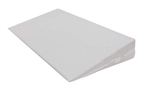 Dibapur - Cuña para colchón con funda de doble capa, B 150 x T 50 x H 15 / 1cm