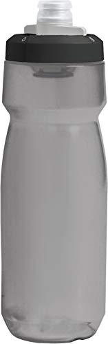 CAMELBAK Unisex– Erwachsene Podium Trinkflasche, Smoke/Black, 24oz