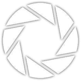 2x Aperture Science Innovators Sticker Die Cut Decal portal