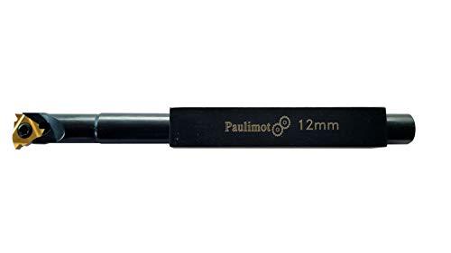 PAULIMOT Bohrstange für Innengewinde 12 mm SIR0012M16