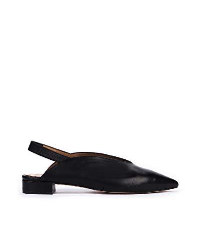 Zapato Pedro Miralles Mule Negro 37 Negro