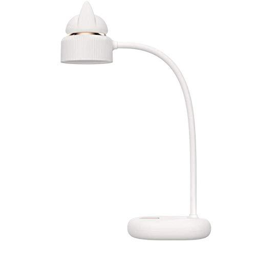WCJ Ledlamp, eenvoudig, draagbaar, voor thuis, creatief, bureaulamp, bureaulamp, leeslamp, kat, educatief speelgoed