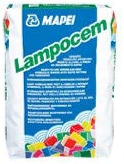 comprar comparacion SACO CEMENTO RÁPIDO MAPEI LAMPOCEM 25 KG