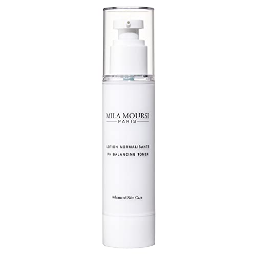 Mila Moursi   pH Balancing Toner   Alcohol-Free Facial Skin Care Toner for Oily Skin to Help Prevent Breakouts and Reduce Oily Build-Up   3.7 Fl Oz