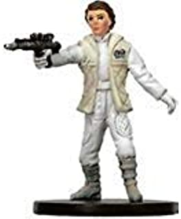 Star Wars Miniatures: Princess Leia, Hoth Commander # 9 - Bounty Hunters