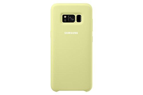 Samsung Silicone, Custodia protettiva in silicone per Galaxy S8, Verde
