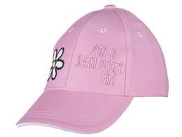 John Deere - Gorra de béisbol - para hombre rosa rosa