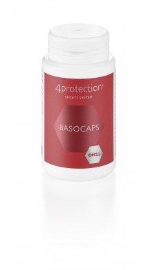 4protection BasoCaps 50 Kapseln aus basischen Mineralsalzen, Eisen und zellstabilisierendem OM24®