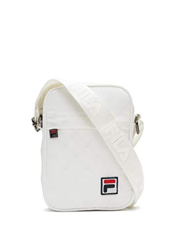 FILA Umhängetasche REPORTER BAG 685085 F50 Blanc de Blanc, Size:ONE SIZE