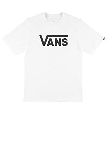 Vans Jungen Classic Boys T-Shirt, Weiß (WHITE-BLACK YB2), S