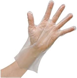 使いきりLDポリエチレン手袋(箱) FR-5811(S)100???? ?????LD????????(??)(24-6743-00)【ファーストレイト】[60箱単位]