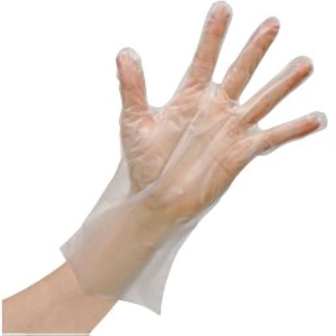 モンク北チェリー使いきりLDポリエチレン手袋(箱) FR-5813(L)100???? ?????LD????????(??)(24-6743-02)【ファーストレイト】[60箱単位]