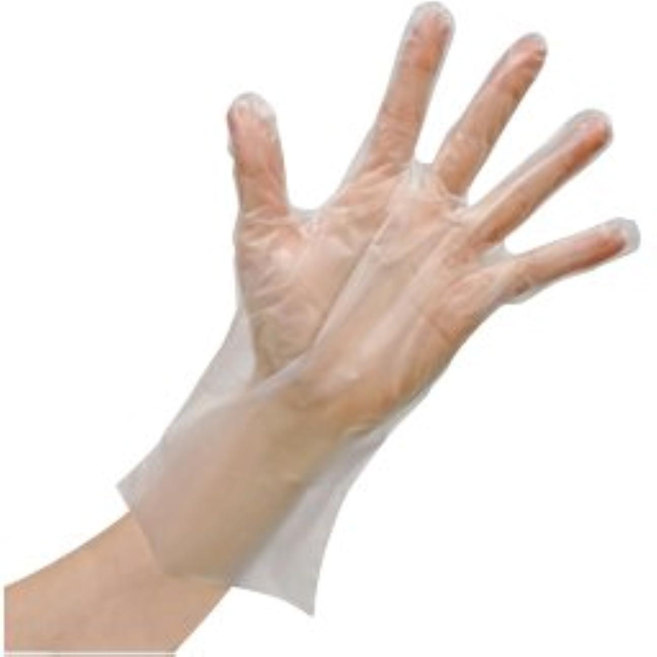 ワイド晴れ後ろ、背後、背面(部使いきりLDポリエチレン手袋(箱) FR-5811(S)100???? ?????LD????????(??)(24-6743-00)【ファーストレイト】[60箱単位]