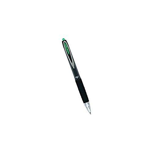 Uni-Ball UMN-207 Signo 207RT Retractable gel pen Verde, 1 Pezzo