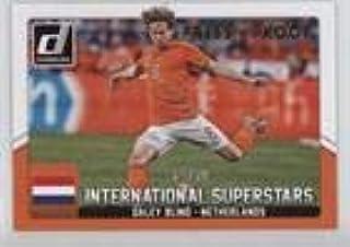 2015 2015-16 Panini Select #DT-BDV Daley Blind Stefan de Vrij Rookie Soccer Card Verzamelkaarten, ruilkaarten