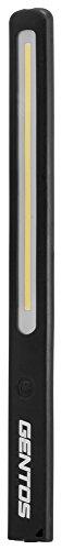 GENTOS(ジェントス) 作業灯 LED ワークライト スリムバータイプ USB充電式 【明るさ700ルーメン/実用点灯3時間/防塵/防滴】 ガンツ GZ-704 ANSI規格準拠