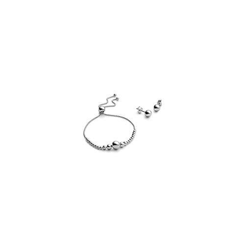 Pandora Damen-Schmuck-Sets 925 Sterlingsilber B801036-2