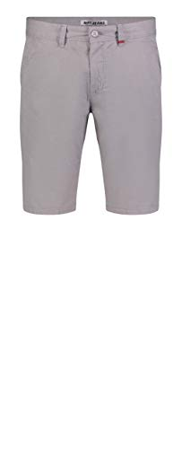 MAC Jeans Herren Lenny Bermuda Shorts, Grau (Metal Grey PPT 055r), W40(Herstellergröße: 40/11)