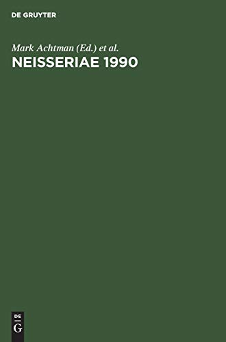 Neisseriae 1990: Proceedings of the Seventh International Pathogenic Neisseriae Conference, Berlin, Federal Republic of Germany, September 9–14, 1990
