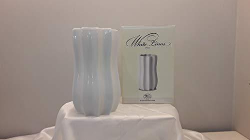 Hutschenreuther Vase Naturwunder weiß 20 cm
