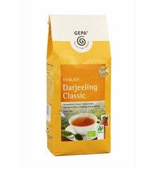 gepa Darjeeling Classic–Tè Nero Lose 1Confezione (5X 200G)