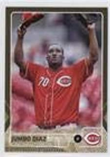 Jumbo Diaz #1798/2,015 (Baseball Card) 2015 Topps Update Series - [Base] - Gold #US101