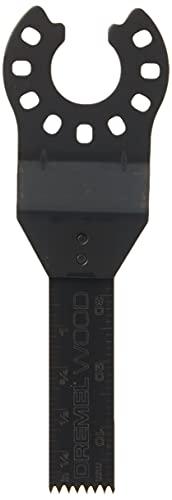 Dremel MM411 3/8-Inch Multi-Max Wood Oscillating Tool Blade –...