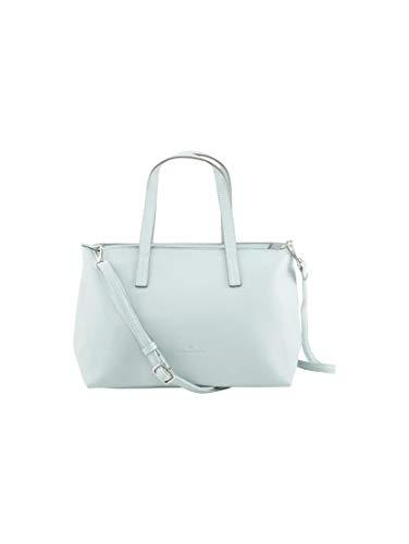 TOM TAILOR Damen Taschen & Geldbörsen Shopper Marla mint/mint,OneSize
