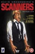 Scanners [DVD] by Stephen Lack