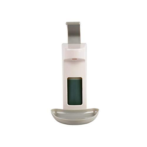 Dispensador de jabón de Primera Calidad 1000ml dispensador de jabón líquido Dispensador de Pared Manual de Botella de la Mano Desinfectante for Baño Cocina Hotel Bomba a Prueba de óxido