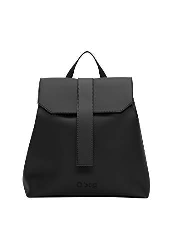 O bag - Rucksack für Frauen wasserdicht in gummierte Gewebe