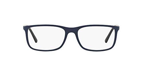 Polo Ralph Lauren 0PH2162, Monturas de Gafas para Hombre, Azul (Vintage Navy Blue), 54