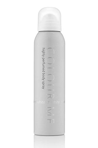 Colour Me White - Fragrance for Men - 150ml Body Spray, by Milton-Lloyd