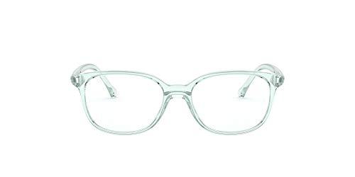 Gafas de Vista Ray-Ban Junior RY 1900 JUNIOR Transparent Green 45/15/125 juvenil