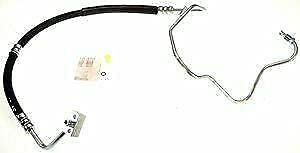 Power Steering Pressure Line Hose Compatible 90-93 Fees free with Assembly Tulsa Mall
