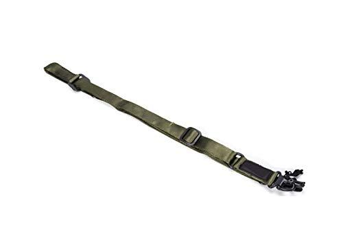 KTSM-Stop-T Duradero Tactical Punto de la Cabina de la Cabina Tarea de la Cuerda Cuerdas seguras Accesorios de Caza del Paintball Rifle del ejército Airsoft Pistola Correa Correas Correa de Ri