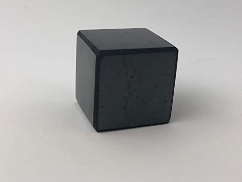 Cubo pulido de Shungite 3 cm
