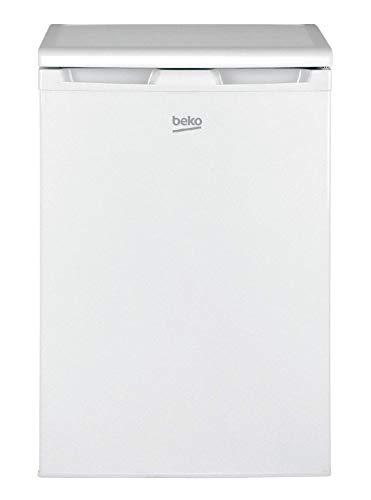 Beko TSE1284N - Tischkühlschrank mit 4-Sterne-Gefrierfach/unterbaufähig/36 dB/HxBxT: 84x54,5x60
