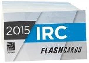 2015 IRC Flash Cards
