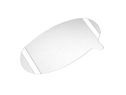 Dräger Láminas Protectoras Autoadhesivas y Transparentes | Forros Protectores para Las máscaras Completas X-plore 5500, 6300 y CDR 4500 (25 Unidades)