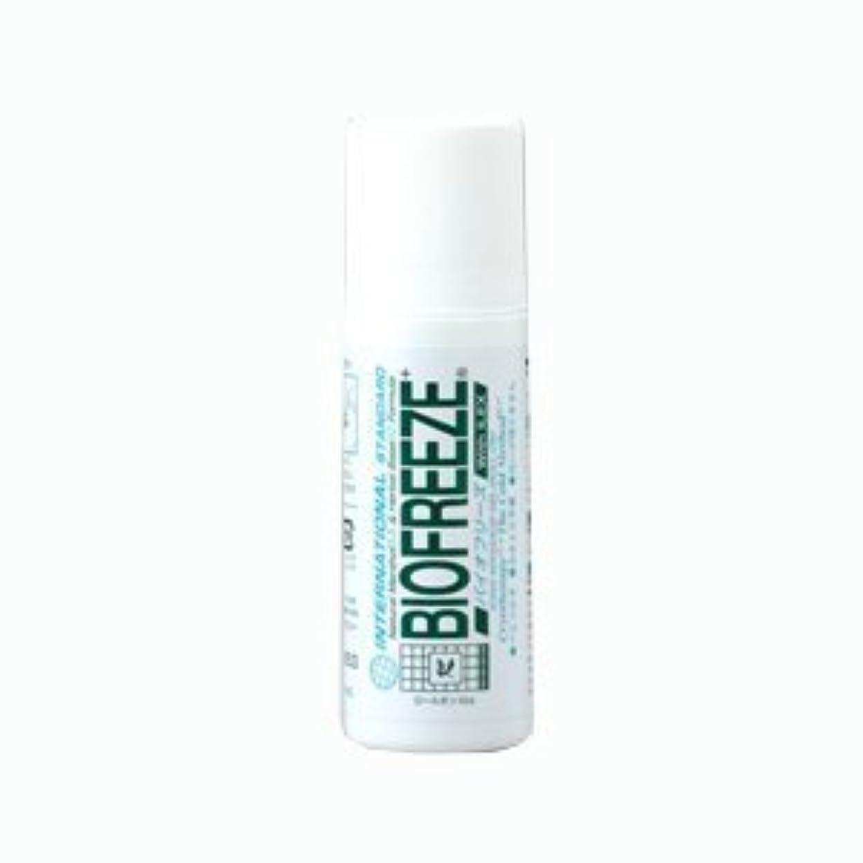 騒乱東方ベーリング海峡バイオフリーズ(BIOFREEZE) ロールオン 82g - ボディ用、ロールタイプ!