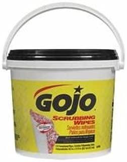 Gojo Scrubbing Wipes 170Count Bucket, Sold As 1 Case, 2 Each Per Case