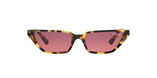 Vogue 0vo5235s 260520 53 Montures de Lunettes, Marron (Brown Yellow Tortoise), Femme