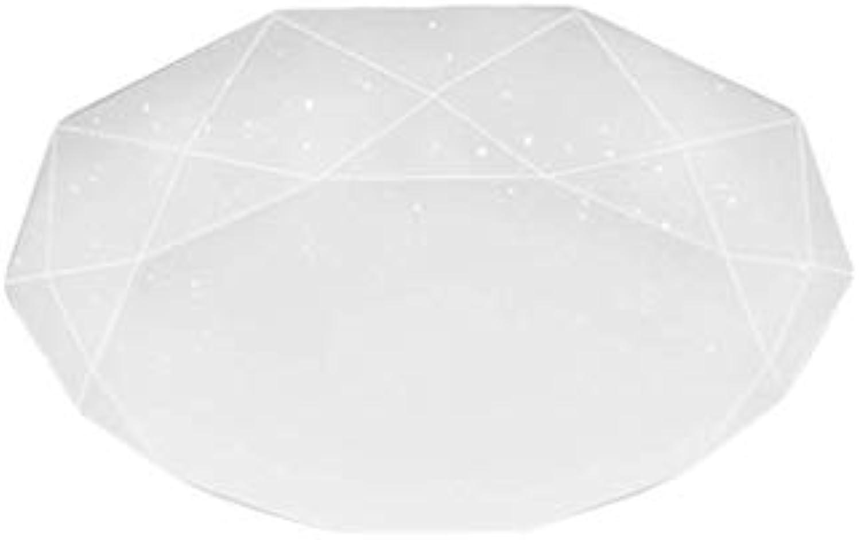 JIAHONG Einfache Balkonbeleuchtung LED-Deckenleuchte, Rundes Deckenlicht (Farbe   Weiß light)